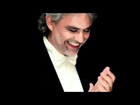 Andrea Bocelli - Una Voce - YouTube
