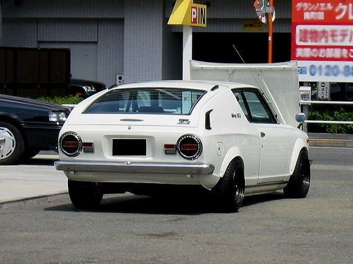 Nissan Cherry X-1R1970