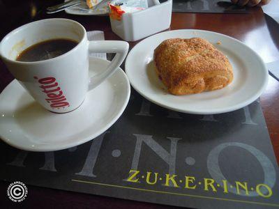 Zuckerino coffee shop, best in the area