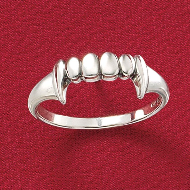 Fangs ring                                                                                                                                                                                 More