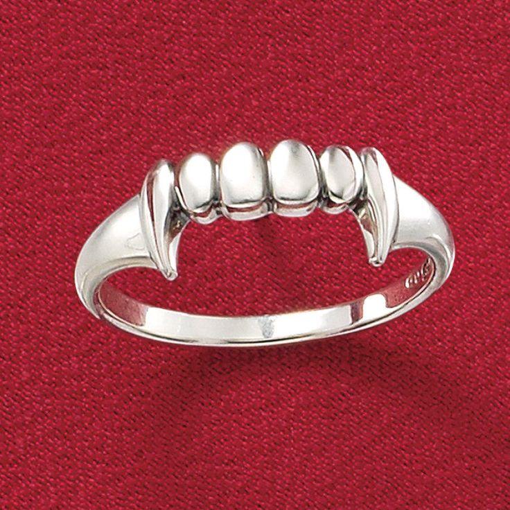 Fangs ring                                                                                                                                                                                 More
