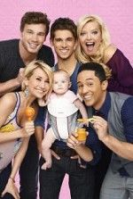 Ben becomes a surprise dad to a baby girl. Ben decides to raise the baby with the help of his mother, his brother Danny, his friend Tucker and Riley the girl who is harboring a secret crush on him. Cute show!