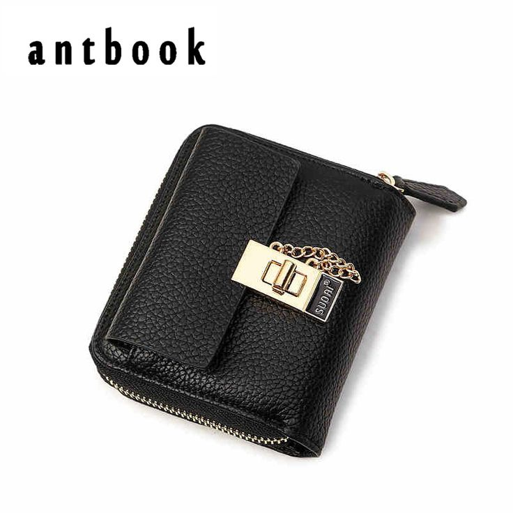 $8.07 (Buy here: https://alitems.com/g/1e8d114494ebda23ff8b16525dc3e8/?i=5&ulp=https%3A%2F%2Fwww.aliexpress.com%2Fitem%2FSolid-Vintage-Chains-Women-Wallet-Fashion-Female-Small-Luxury-Purse-With-Lock-Bifold-Small-Wallets%2F32699632077.html ) Solid Vintage Chains Women Wallet Fashion Female Small Luxury Purse With Lock Bifold Small Wallets for just $8.07