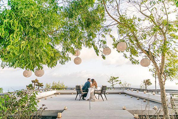 アリラ ヴィラズ ウルワツ・バリ クリフ エッジ カバナ   バリ挙式   リゾートウェディング「リゾ婚」なら【ワタベウェディング】