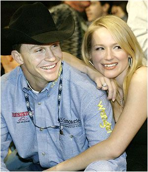 I use to love Ty Murray..then when I saw him 5 feet away from me I waved and waved as he drove away in his truck and didn't even acknowledge me...I was 5...that will damage a child for life!!