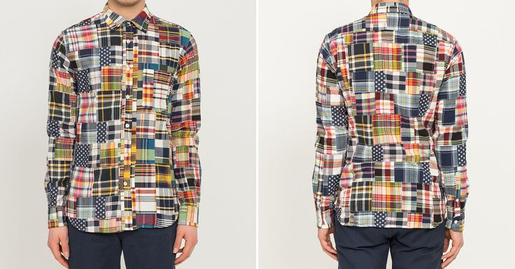 Corridor's Summer Patch Madras Shirt Goes to Heck - http://hddls.co/2mQcJ8I