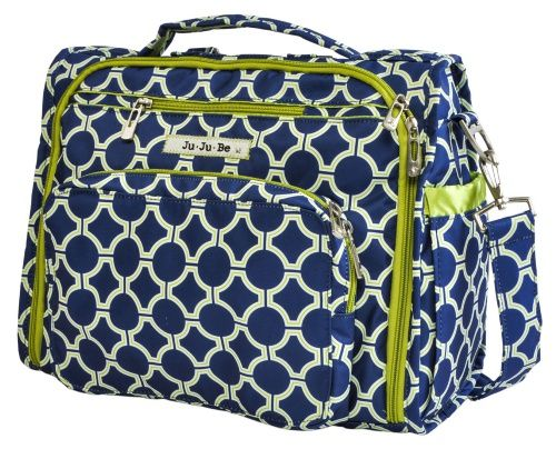 Ju Ju Be BFF Diaper Bag - Royal Envy - Diaper Bags at Hayneedle