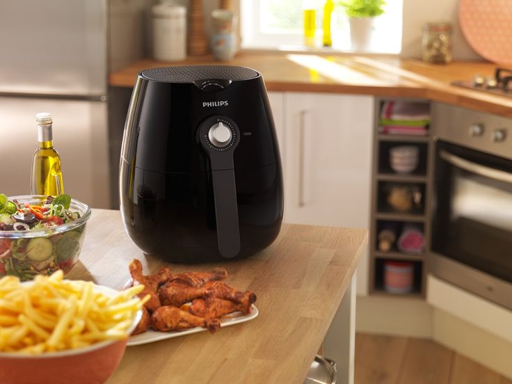 We all love the taste of deep fried foods, but not the calories or the mess of cooking with so much oil. The Philips Airfryer was created to solve this dilemma as its unique design lets you fry food with just a tablespoon or two of oil and drains excess fat from food while cooking. …