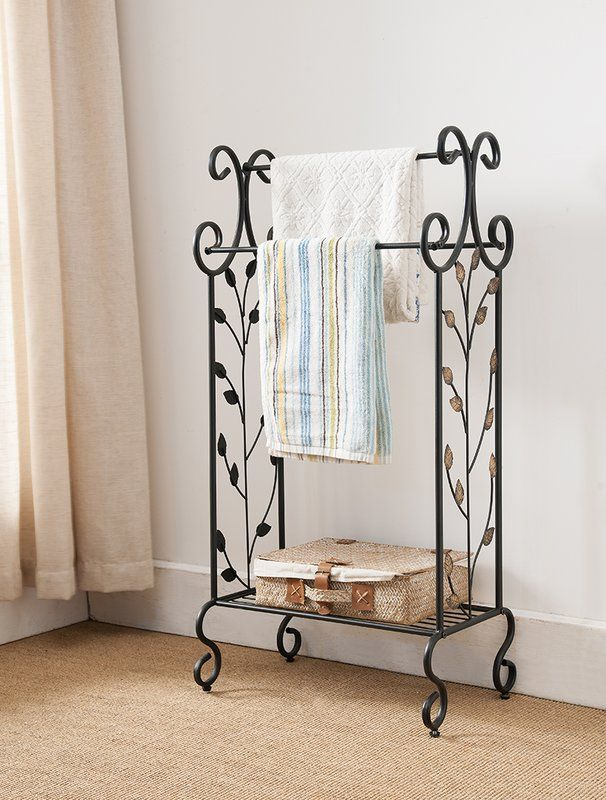 Bellmont Free Standing Towel Stand Towel Bars Towel Free