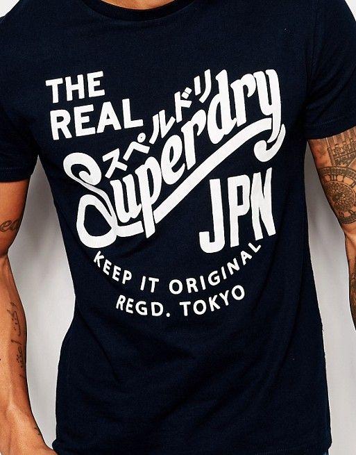 Superdry | Superdry Logo T-Shirt