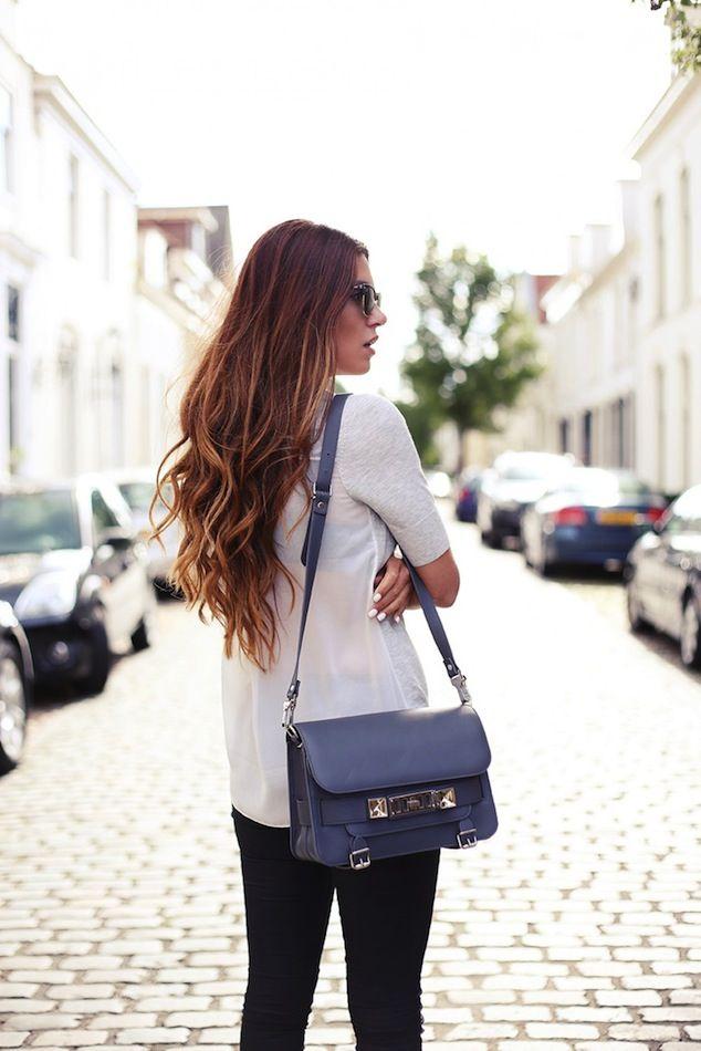 Long Hair Inspiration | Negin Mirsalehi (via Bloglovin.com )