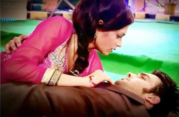 RK and Madhubala!