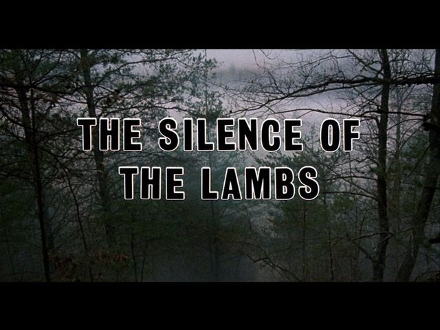 THE SILENCE OF THE LAMBS    Directed by: Jonathan Demme