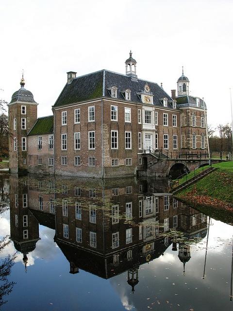 Kasteel Huis Ruurlo, Gelderland, Netherlands