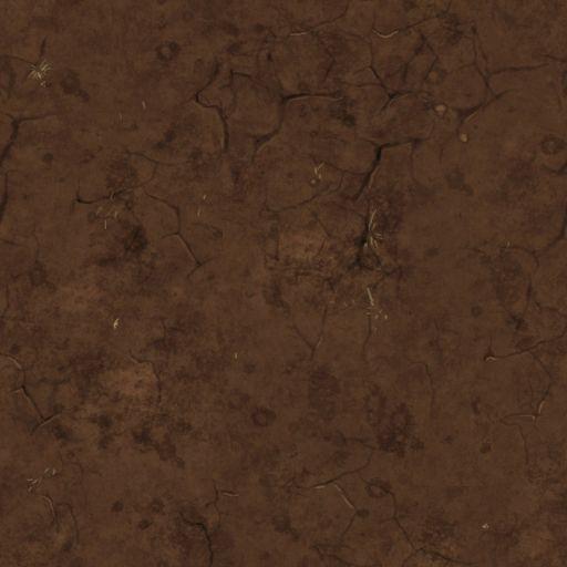 Dirt tile (less granular texture)