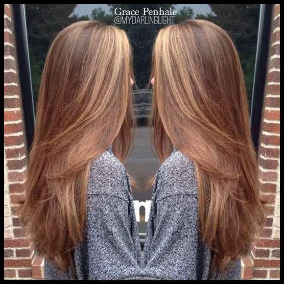 50 Neu Haarschnitt Fur Den Herbst 2018 2019 Langes Haar 41 Lange Frisuren Tutorials Hair Styles Fall Hair Color For Brunettes Long Hair Styles