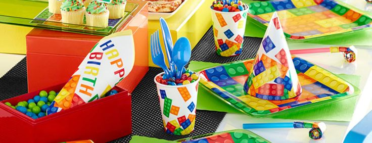Block Party Supplies