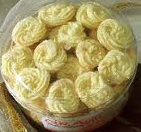 [Indonesian Food] Resep Kue Kering Sagu Keju Renyah Lebaran