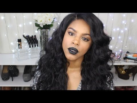 The Perfect Holiday Wig Friday Night Hair GLS29 - YouTube