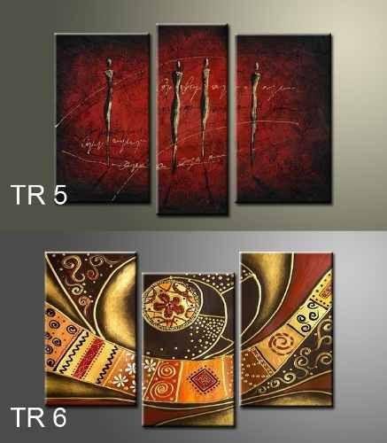 Cuadros modernos pintados pinturas sobre lienzo for Cuadros minimalistas modernos