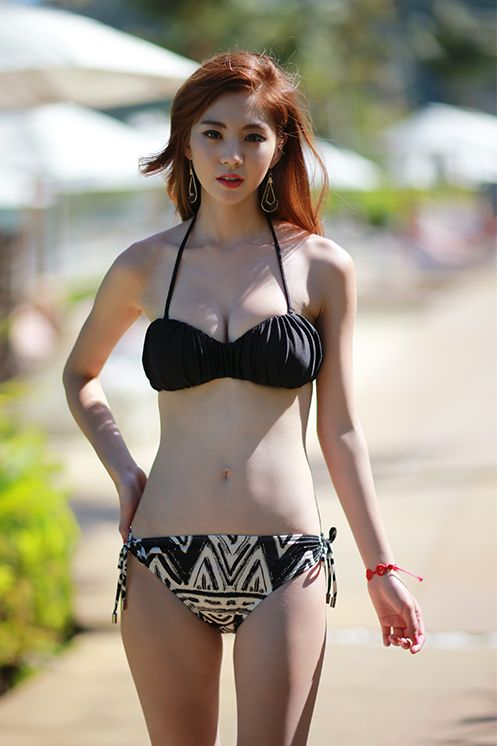 Chae Eun Summer Girl 11 Pinterest Summer Girls