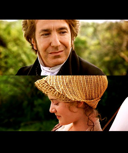 I love Col. Brandon so much. He's much more my speed than Mr Darcy.
