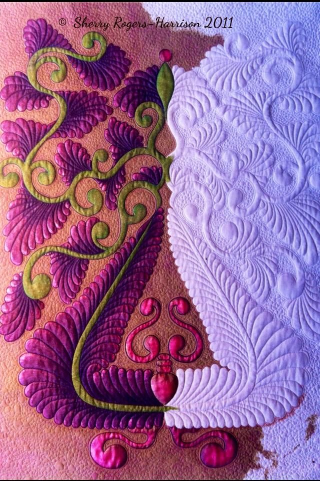 155 best Quilts images on Pinterest | Embroidery, Quilt art and Art ...