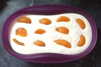 Bodenloser Quarkkuchen 1
