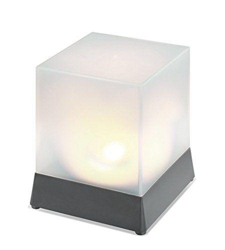 Lámpara solar Cube 3500K blanco neutro, Esotec 102671 #Lámpara #solar #Cube #blanco #neutro, #Esotec