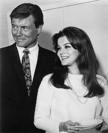 {*Ann-Margret & husband Roger Smith*}
