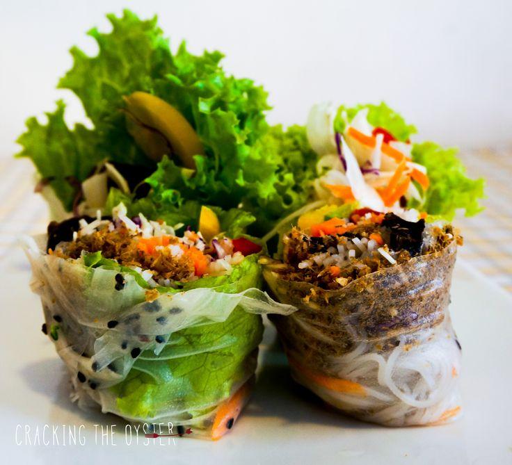 Penang Vegetable Rolls