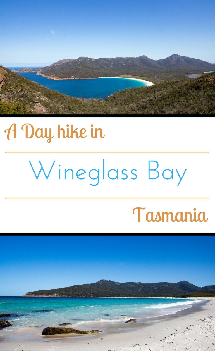 Is it worth the hike down to this Tasmania beach?
