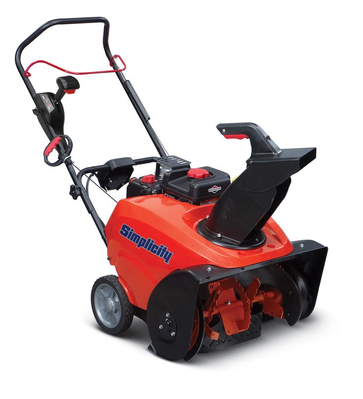 Simplicity Single Stage Snow Blower Model# 922EXD