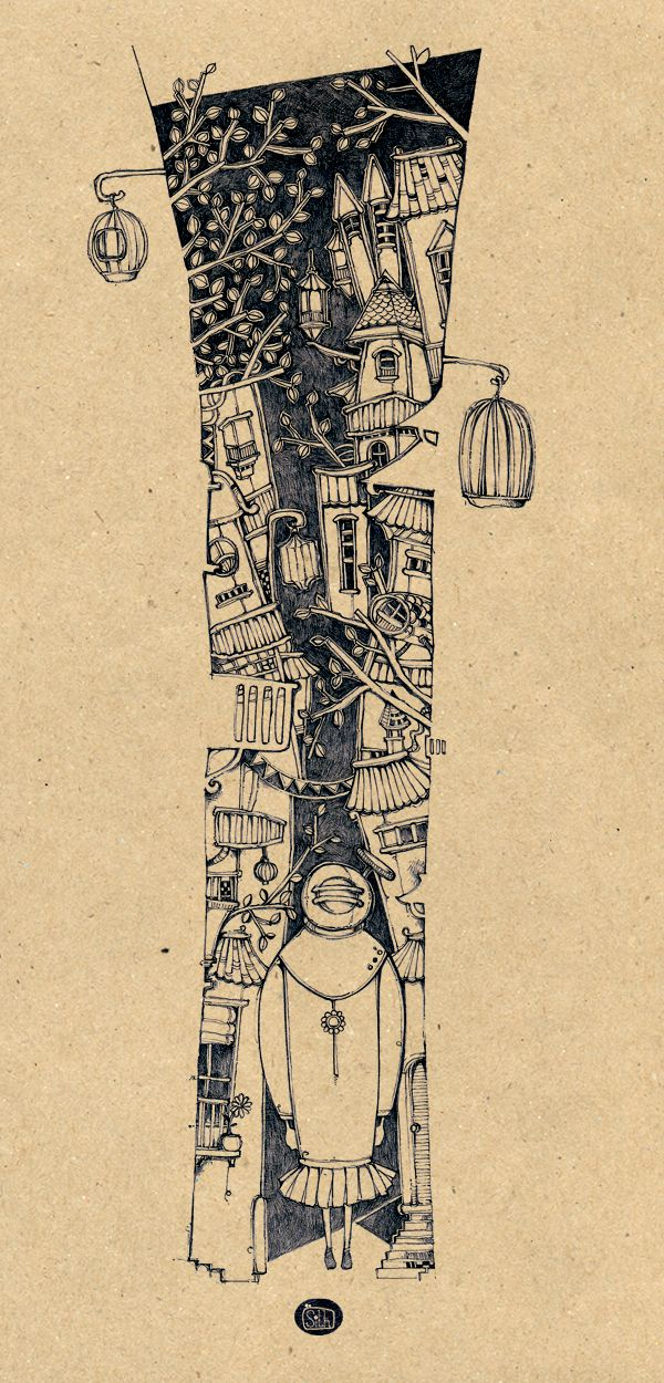 deviantART: More Like Flying Guardian - Tattoo Design by *SugarSkullCandy