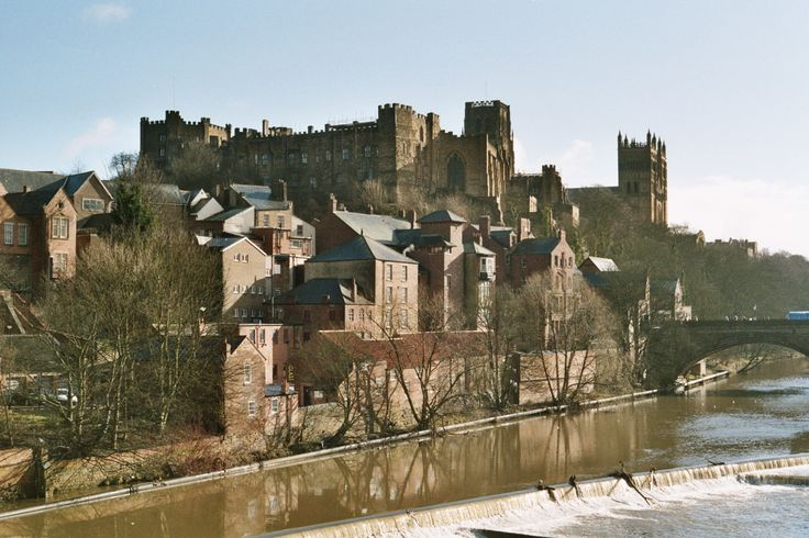 Durham Castle and Cathedral, Durham, North East England  Find your dream UK travel and tourism job: http://www.traveljobsearch.com/uk