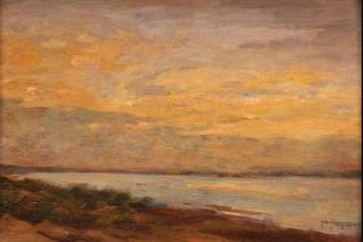 Pietro Fragiacomo  (Trieste 1856-Venezia 1922)