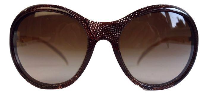 c63bca21e6 Nu in de  Catawiki veilingen  Chanel - sunglasses - inclusief toebehoren -  Vintage