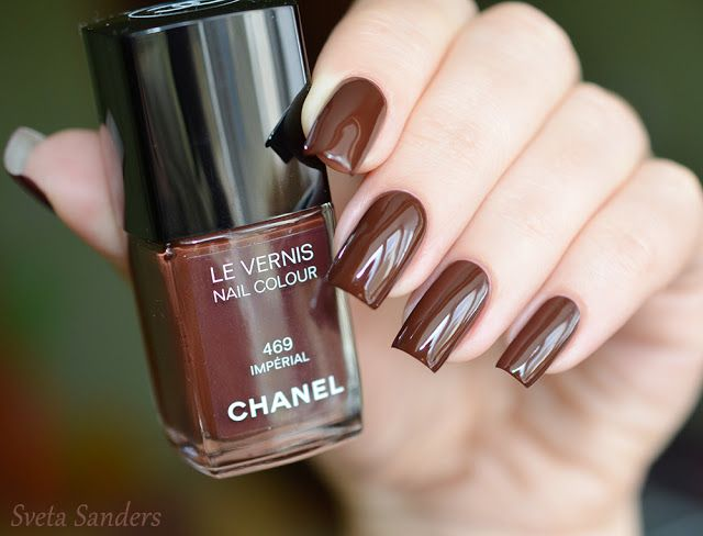 Chanel - Imperial #nail #nails #nailpolish