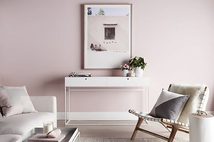 Blush is the New Neutral: Rooms That Get It Right | Apartment Therapy