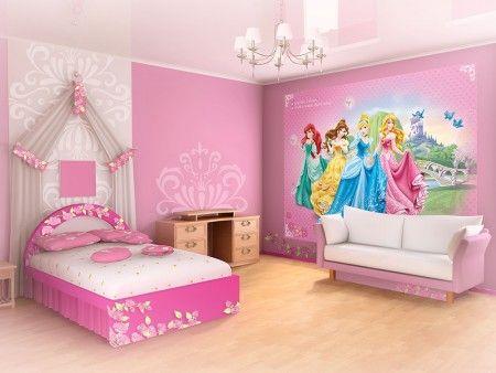 Księżniczki Princes Disney - fototapeta o wymiarach 368x254 cm  Gdzie kupić? http://www.eplakaty.pl/produkt/Ksiezniczki-Princes-Disney-fototapeta-P8-198