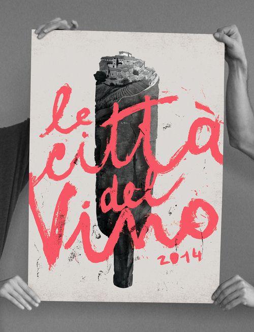 grafikr:  Città Del Vino 2014