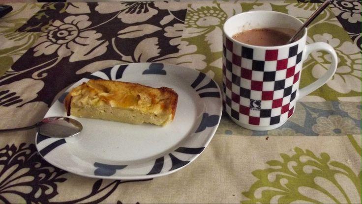 Gluten Free Para Principiantes: Tarta de manzana muy sencilla y con mucho amor (Por supuesto Gluten Free)