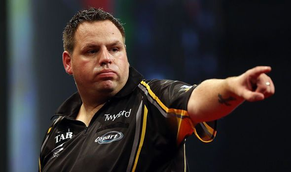 Adrian Lewis hungry to stop Michael van Gerwen and win PDC world darts championships