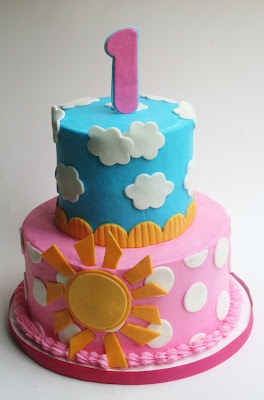 And Everything Sweet: Little Miss Sunshine 1st Birthday!