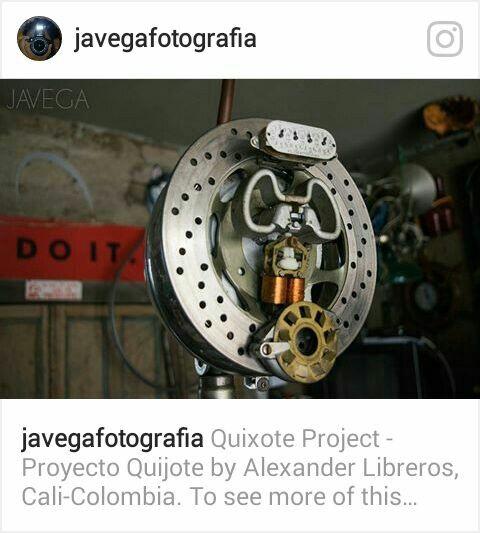Proyecto Quijote Hugo Alexander Libreros Mayor Cali Colombia