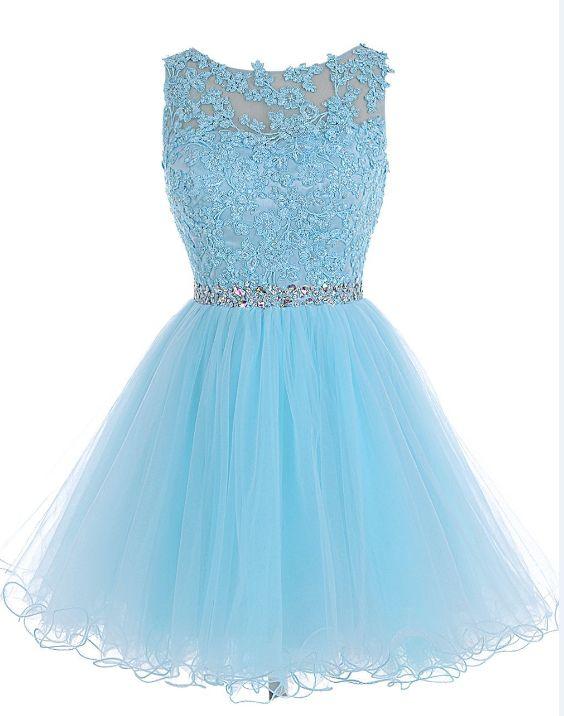 Best 25  Light blue homecoming dresses ideas on Pinterest | Light ...