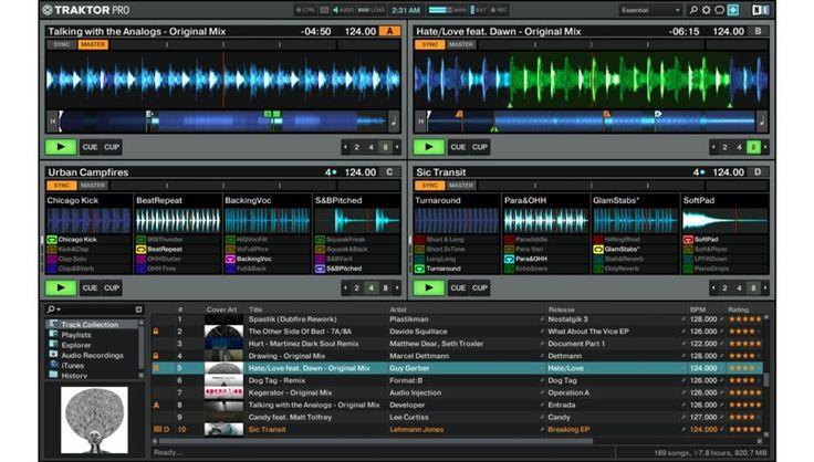 Traktor : DJ Software : Traktor Pro 2 | Products