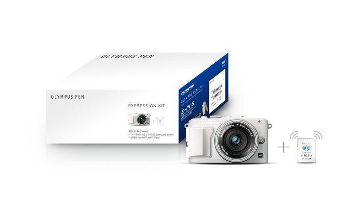 Olympus PEN E-PL6 // Sprawdź dlaczego jest wyjątkowy: http://www.olympus.pl/site/pl/c/cameras/pen_cameras/pen_lite/e_pl6/e_pl6_main.html