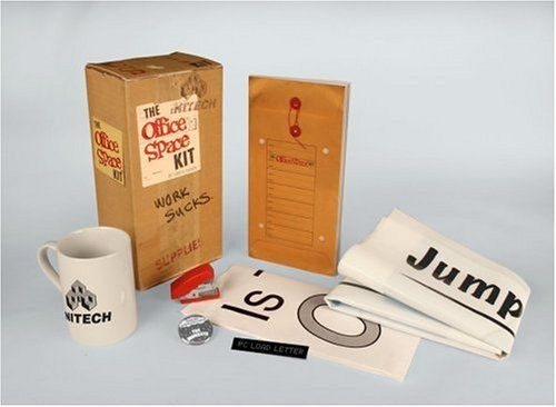 Office Space Fun Kit For A Cubicle