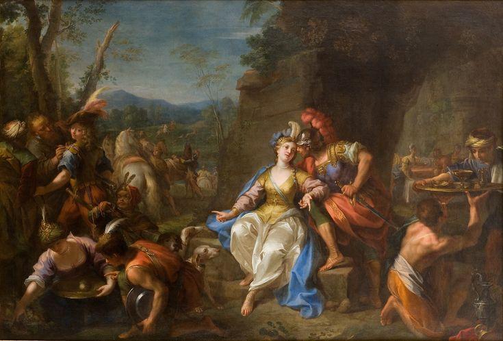 Dido a Aeneas, Jean Raoux